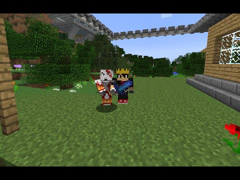 Minecraft Andy's World | co-op w/ Bercea | Sez #2 Ep #123