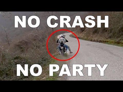 NO CRASH, NO PARTY