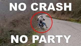 NO CRASH, NO PARTY