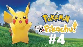 Pokemon: Let's GO Pikachu! (4) — Misty