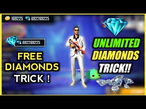 How To Get Free 1000 Diamonds Daily In Free Fire    Get Unlimited Diamonds In Free Fire  Fire Free