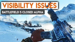 Battlefield 5 Has Visibility Problems ► Battlefield V Gameplay