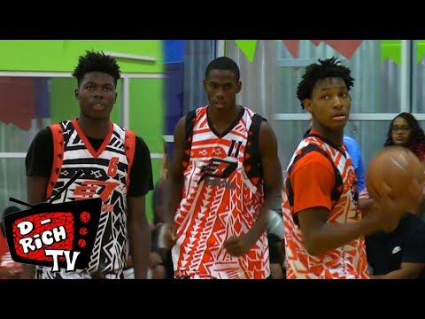 The Cp3 Rising Stars 2018 All American Game Was OFFICIAL! - #CP3RS
