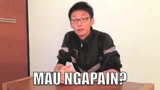 Kevin Anggara ,dora The Ngeselin