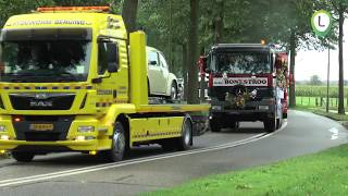 Truckrun evenement 2017  door de gemeente Oldebroek