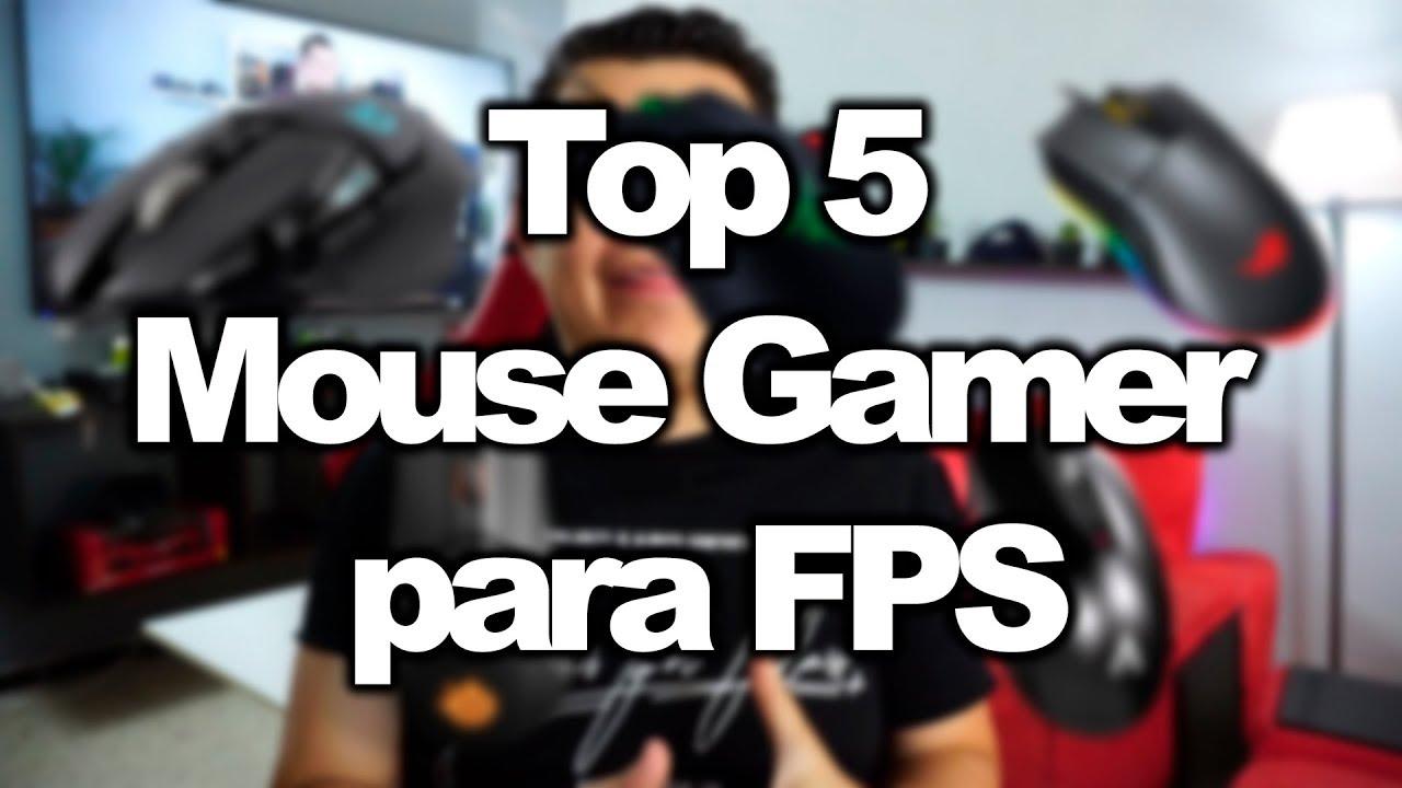 Top 5 mouse gamer para FPS  / CSGO, PUBG, Overwatch y mas - Proto Hw & Tec