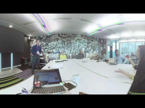 Project Cape Neurodiverse Immersive 360VR experience