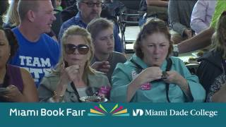 Miami Book Fair Kitchen Stadium Episode 2