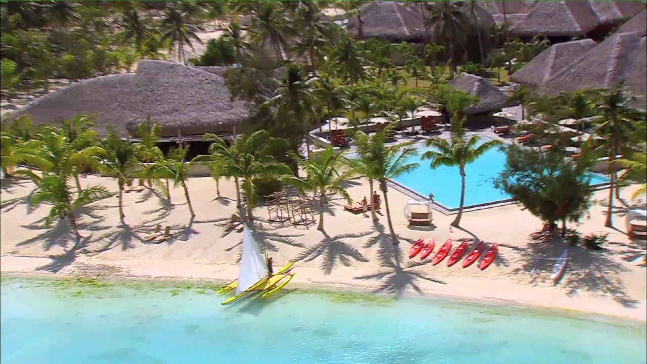 InterContinental Bora Bora Resort & Thalasso Spa - YouTube