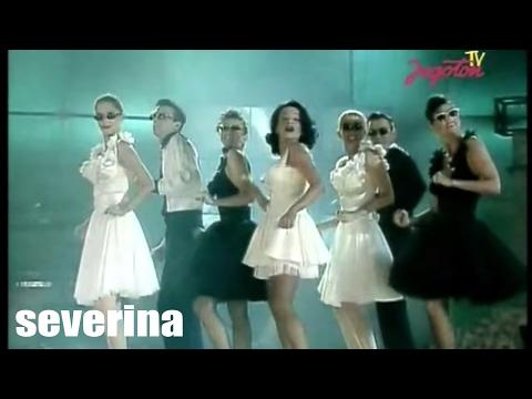 SEVERINA - PALOMA NERA (OFFICIAL VIDEO '93)