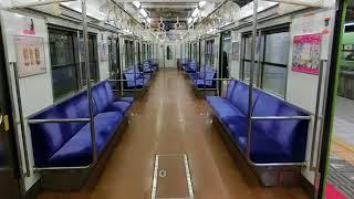JR西日本103系0番台走行音 大和路線 王寺→JR難波(快速)