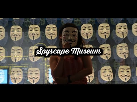 The Spyscape | First Hands On Spy Museum | NYC | Must Try Experience!!!