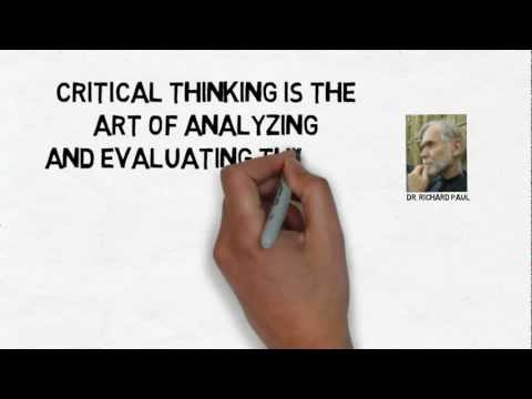 Critical Thinking   What Education Must Be All About    Dalya Ibrahim   Pulse   LinkedIn Dailymotion
