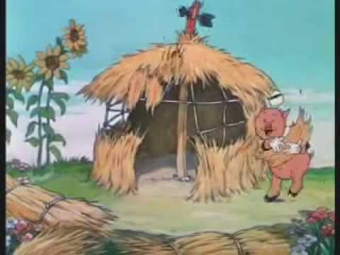 Los Tres Chanchitos Y El Lobo Feroz Cuento Infantil Youtube