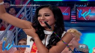 Wowowin: Comical Beauty Queen in 'Willie of Fortune'