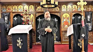 HG Bishop Youssef: Morning Pascha~Eve of Wednesday:11th Hr-Wednesday:1st Hr @ Abbey,TX~04/15/2020