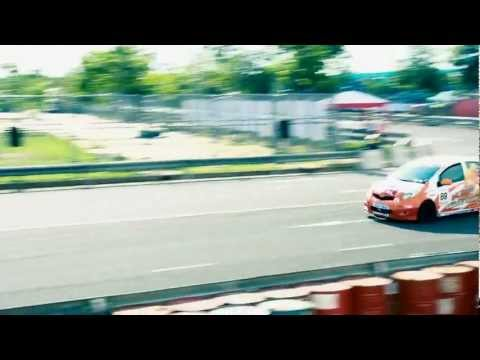 แข่งรถ โตโยต้ามอเตอร์สปอร์ต โคราช