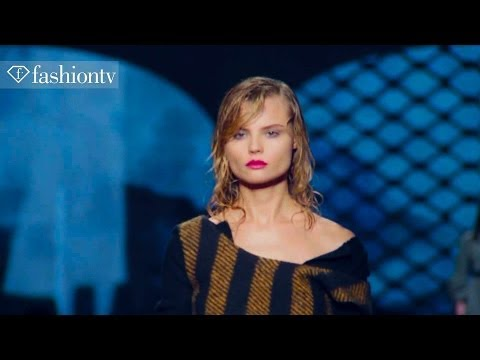 Magdalena Frackowiak: Model Talk | Fall/Winter 2013-14 | FashionTV