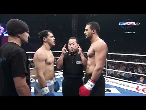 K-1 World GP 2009 Badr Hari vs Zabit Samedov 26.09.2009 (Seoul, South Korea) - HDTV