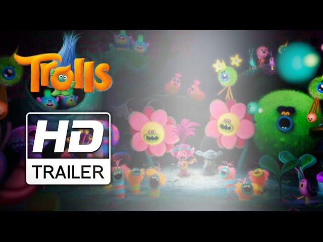 Trolls | Segundo Trailer Oficial | Legendado HD