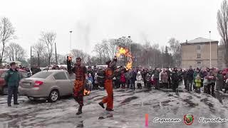 """Открытие обновленного """"Амстор-сити"""" в Горловке"""
