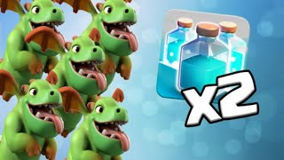 Evening Time / Ice baby event / Clash of clans