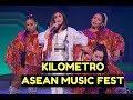 Sarah Geronimo KILOMETRO at the ASEAN Music Festival 2018 in Japan