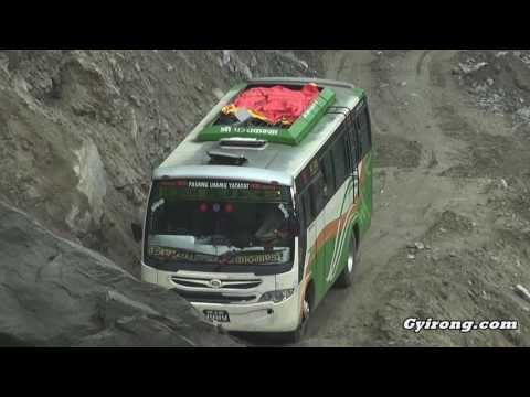 Gyirong (Kyirong) to Kathmandu Overland Trip Video