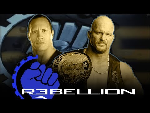 WWF Rebellion 2001 Highlights [HD]
