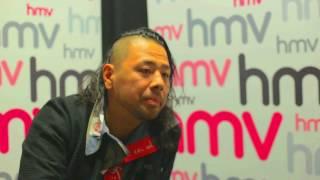 hmv talks to NXT Superstar Shinsuke Nakamura