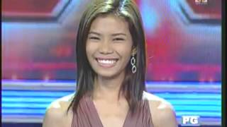 Katrina Velarde - Dangerously In Love (X Factor Ph Auditions)