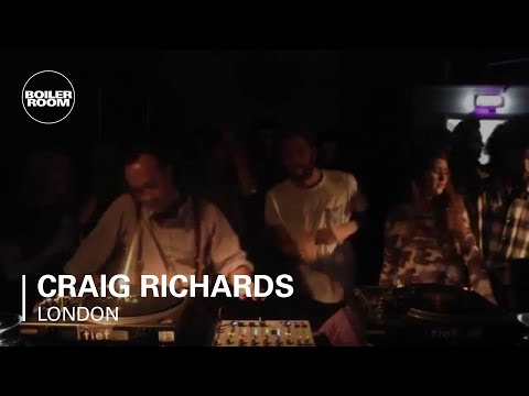 Craig Richards Boiler Room London DJ Set