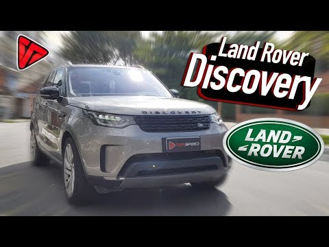 Avaliação Land Rover Discovery 2018 | Top Speed