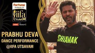 Prabhu Deva Rehearsing for IIFA Utsavam 2016 | Dance Rehearsals | Be1forChennai