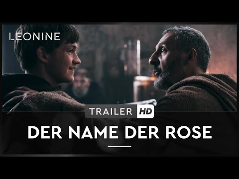 DER NAME DER ROSE | Serie | Trailer | Deutsch | offiziell | HD