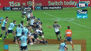 Top tries of the year