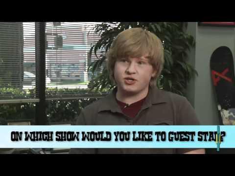TV Tuesday: What's So Random's Doug Brochu Watching