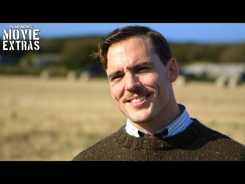 Their Finest | On-set visit with Sam Claflin 'Tom Buckley'