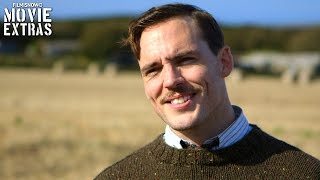 Their Finest | On-set visit with Sam Claflin 'Tom Buckley' streaming