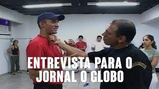 Erasmo Gomes - Entrevista para o jornal O Globo