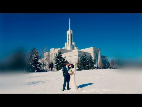 Kelsey & Jennings - Mount Timpanogos Temple Wedding Film