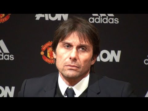 Manchester United 2-1 Chelsea - Antonio Conte Full Post Match Press Conference - Premier League