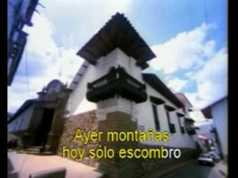 02 Indio cautivo - Video Karaoke Francisco Valdivia
