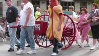 Grotesque Parade Picture Movie Fredonia NY 2009