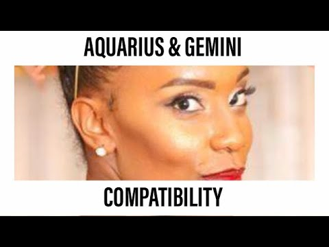 Aquarius and Gemini Love Compatibility  For the Love of Intellect