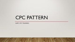 CPC PATTERN