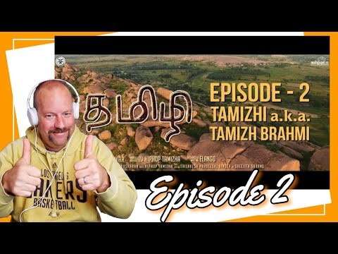 Hiphop Tamizha - #Tamizhi | Episode 2 | Tamizhi A.k.a. Tamizh Brahmi | REACTION