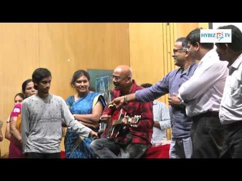 Ramana Gogula Vayyari Bhama Song In HYSEA Conference - Hybiz