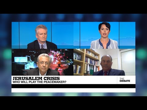THE DEBATE - Jerusalem Crisis: Who will play the peacemaker?