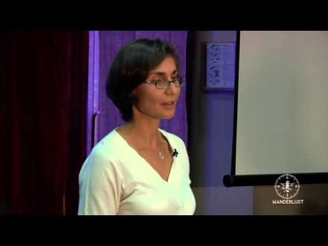 """Transforming Your Life Through Regression"" Mira Kelley at Wanderlust's Speakeasy"